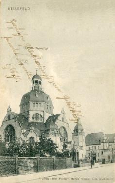 Synagoge Turnerstraße