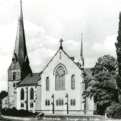 Katholische kirche bielefeld brackwede