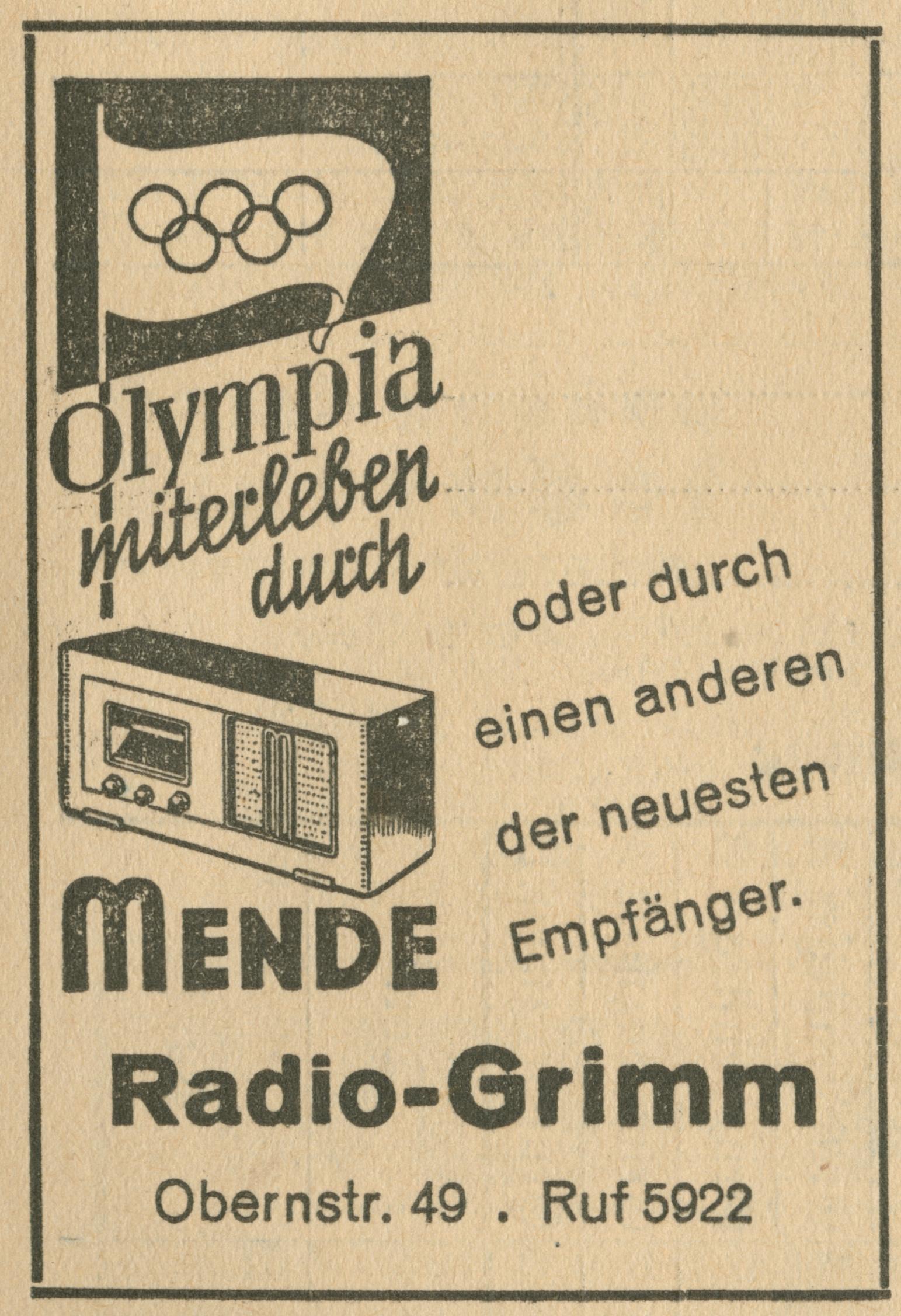 4. Radio Grimm doppelgroß