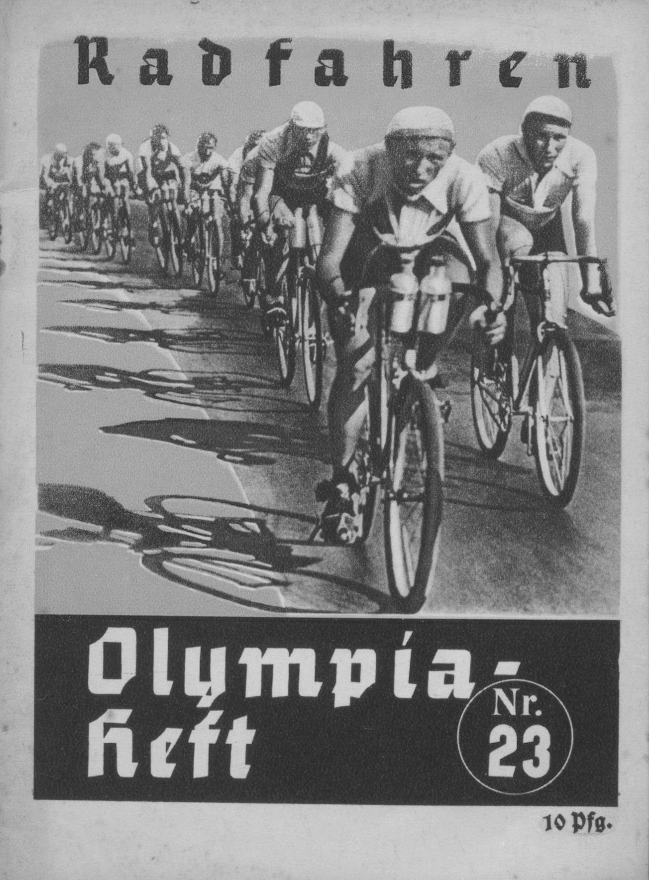 6. Olympiaheft, 300,7 Nr. 1048_